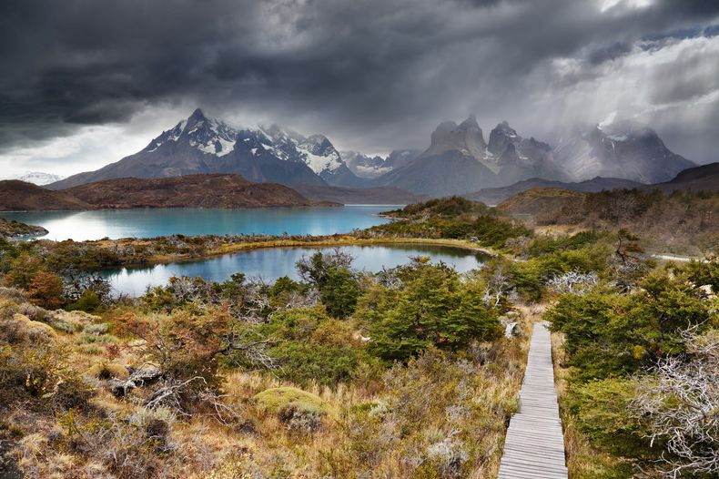 Torres del Paine - Full Circuit Trek Patagonia, Chile