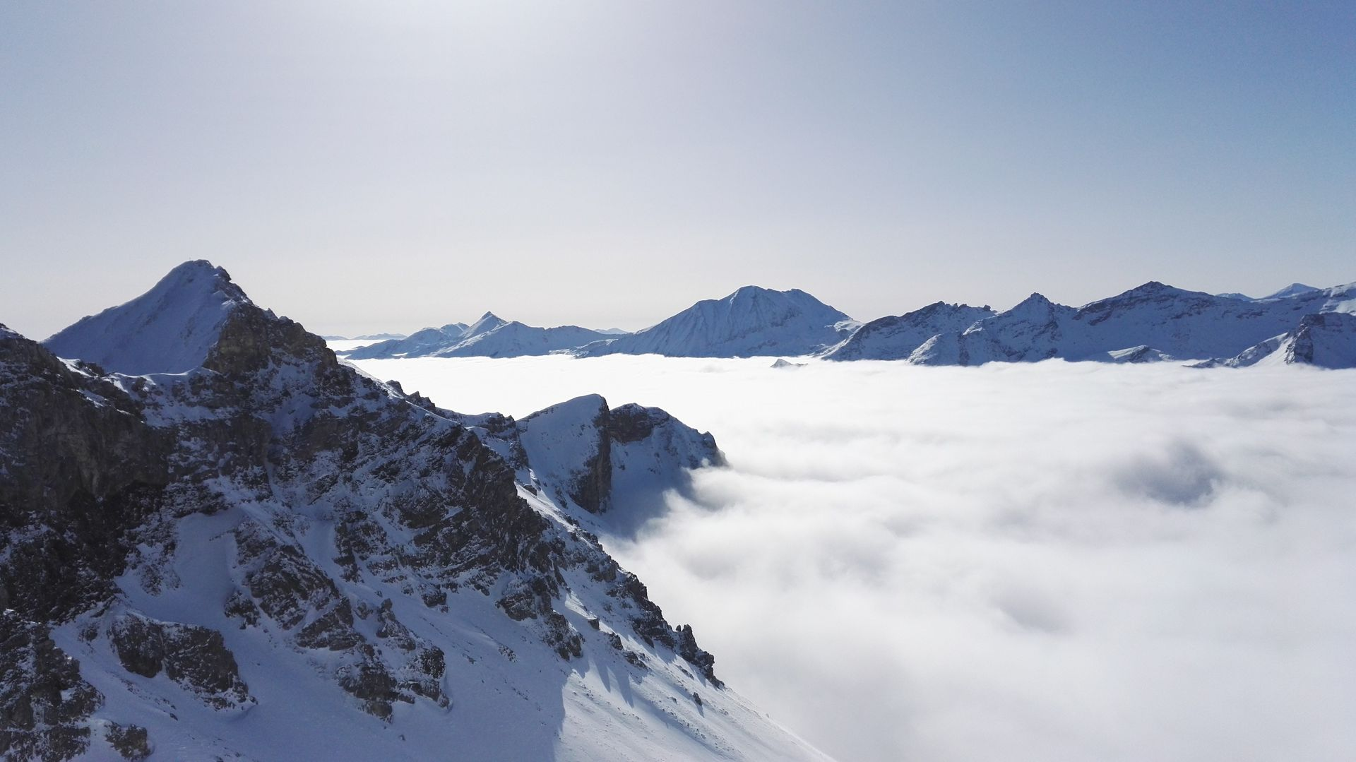 Private 6-Days Ski Tour with Avalanche Course Zederhaus, Lungau, Tyrol, Austria