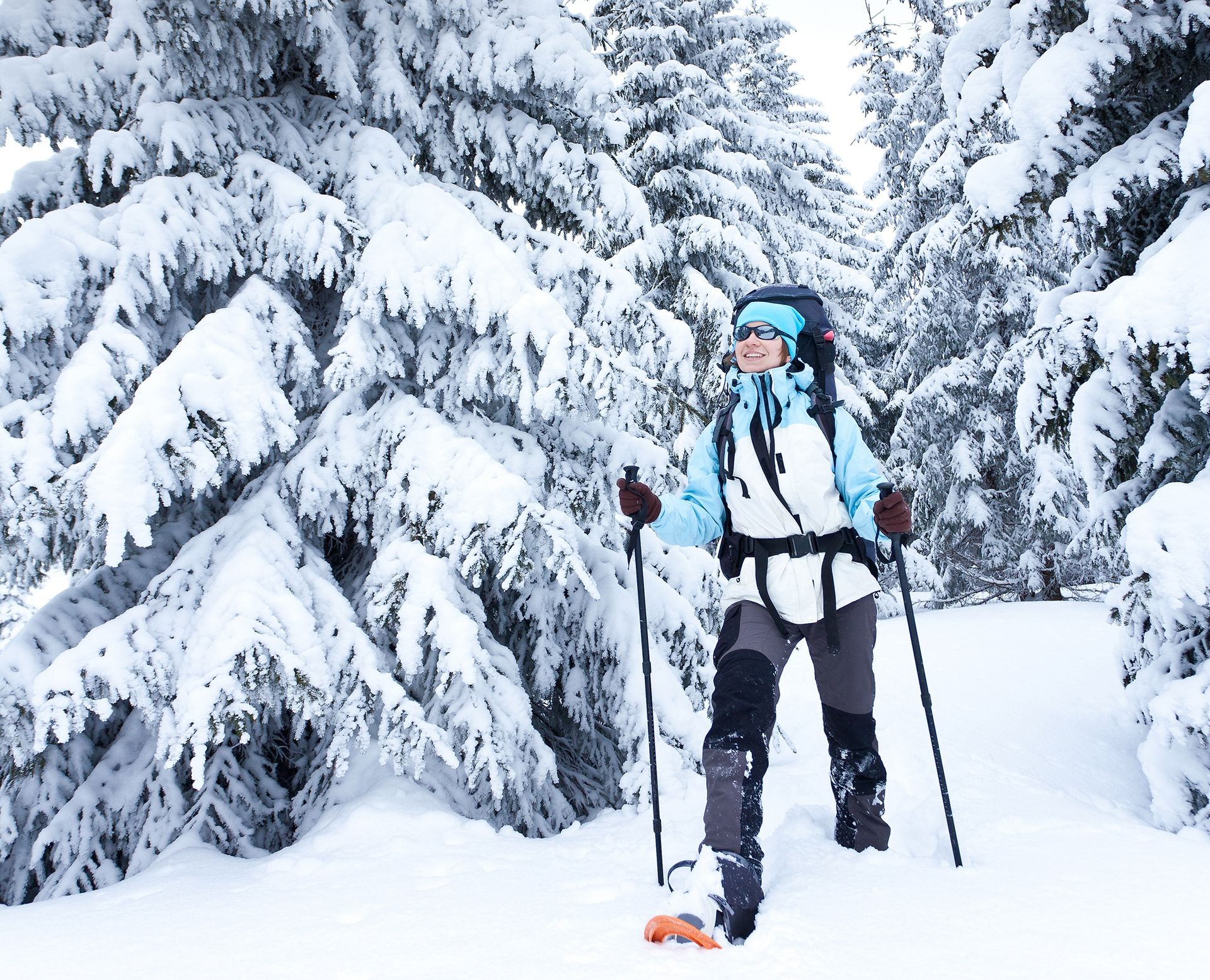 One Day Snowshoeing in Slovenia Triglav National Park, Slovenia #a3e95eab-70bf-4c9c-abc2-0aba7851a5f9