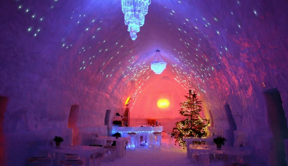 Ice Hotel and Ski Experience Balea Lake, Brasov, Romania #c5845d32-ee5a-412d-8482-b6cb3939126b