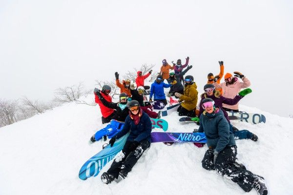 Japan Powder Retreat - Women Snowboarders Only Kiroko, Hokkaido, Japan