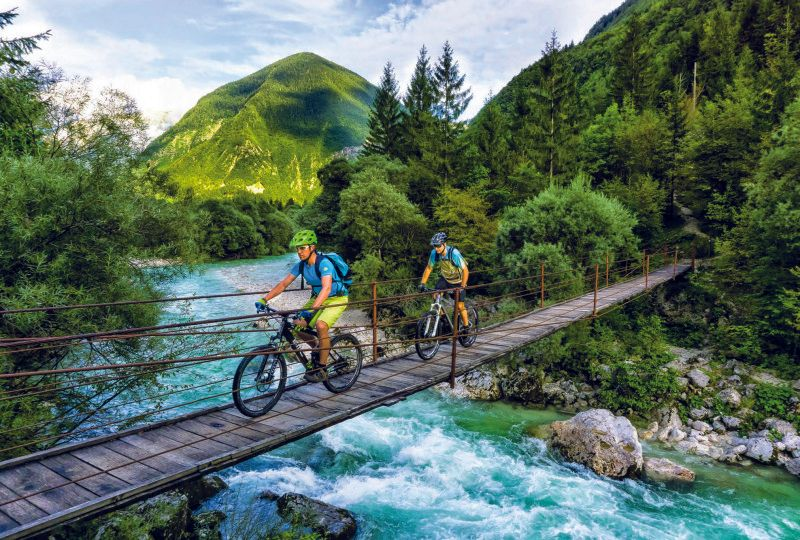 Guided MTB Tour - Trans Slovenia Austria, Slovenia