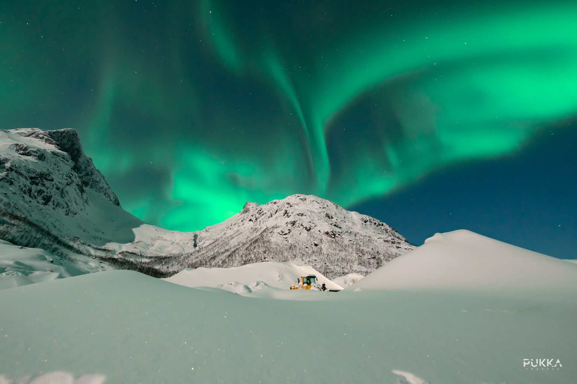 Private Northern Lights Tesla Experience Tromso, Norway #03b2fc4a-3a8a-420c-b9e8-ca0527401509