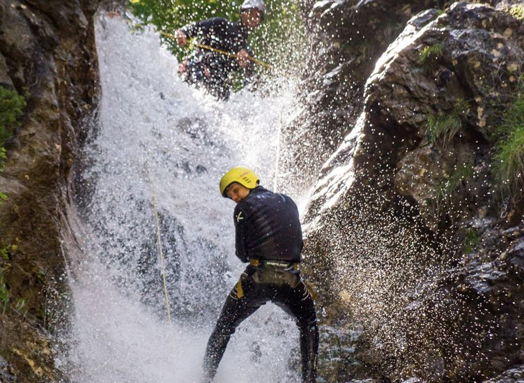 Amazing Canyoning from Bovec -> Predelica Canyon Predelica Canyon, Triglav NP, Slovenia #aa86b1a2-7d29-4630-8c94-24d50ad5f27e