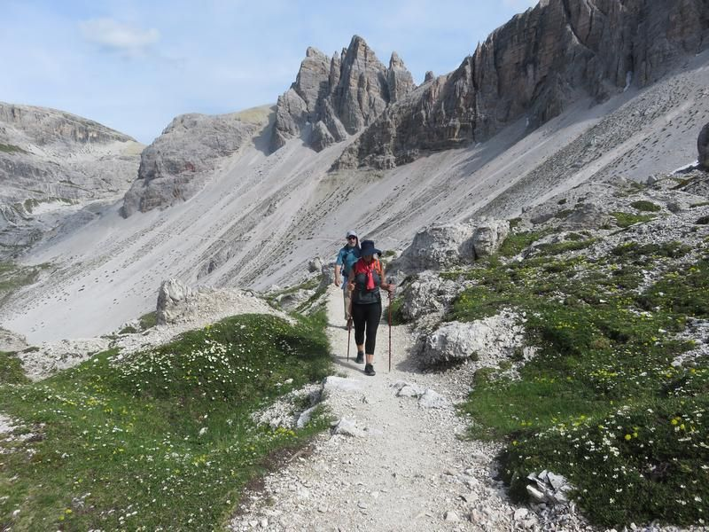 Dolomites - Beautiful Guided Hiking Tour Dolomites, Italy