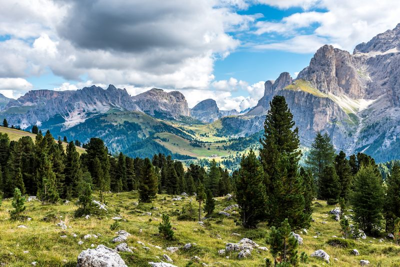 Dolomites - Beautiful Guided Hiking Tour Dolomites, Italy #ef5ce87b-f1db-43c0-bab2-3bdebe649043