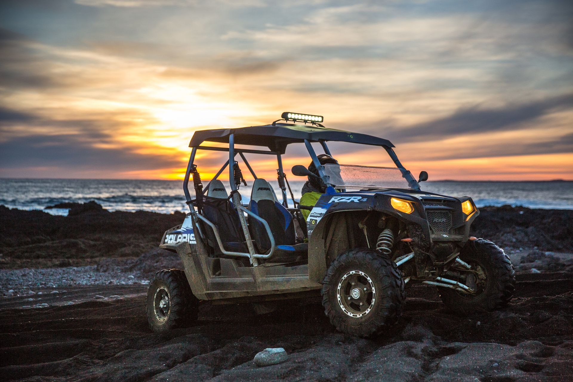 ATV and Buggy Drive Tour - 2 hours Grindavik, Iceland