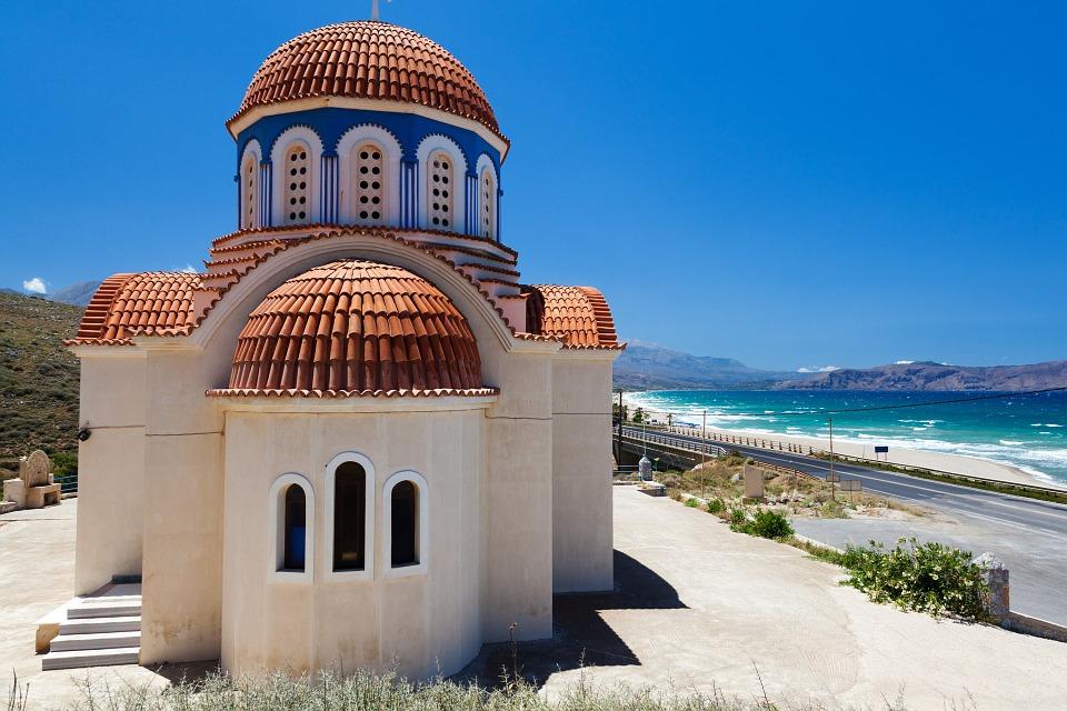 Kréta és Samaria-szurdok Kréta