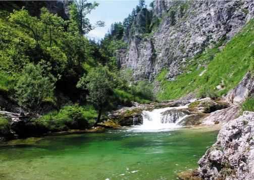 Ötschergraben - Ausztria Grand Canyonja Ötschergraben, Myrafalle, Ausztria #283d5af0-4bdb-47a7-80cb-e3b06c642de1