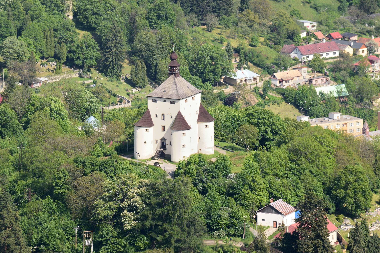 Selmeci-hegység bakancsos túra Szlovákia, Selmecbánya #82b6d4a3-0320-49aa-894d-c7763297d6b8