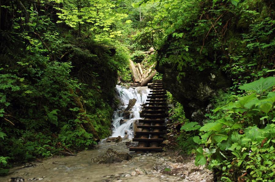 Szlovák Paradicsom Nemzeti Park egynapos bakancsos túra Szlovákia, Szlovák Paradicsom #fcba4aff-6eaa-4ffd-bffb-4b5528b4f20d