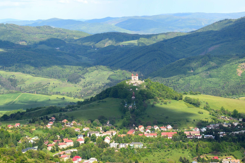 Selmeci-hegység bakancsos túra Szlovákia, Selmecbánya #7bb0149c-5173-4898-a257-efda5f3ecba6
