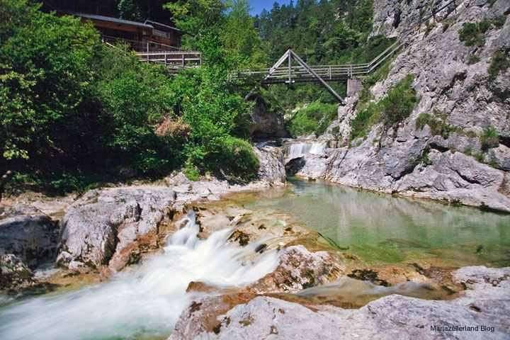 Ötschergraben Túra - Ausztria Grand Canyonja Ötschergraben, Myrafalle, Ausztria #283d5af0-4bdb-47a7-80cb-e3b06c642de1