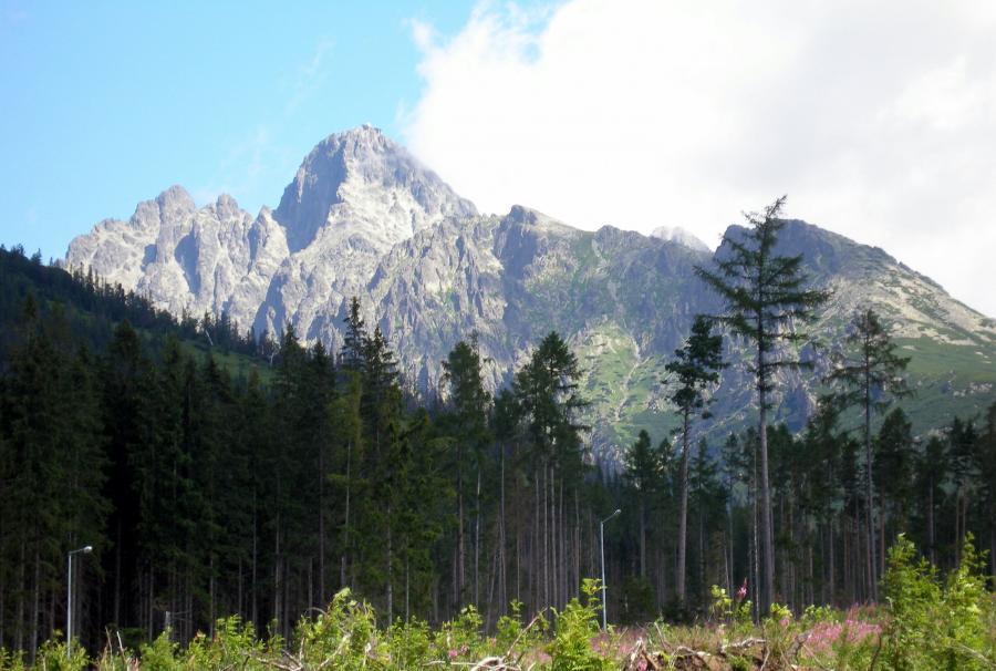 Magas-Tátra bakancsos túra Szlovákia