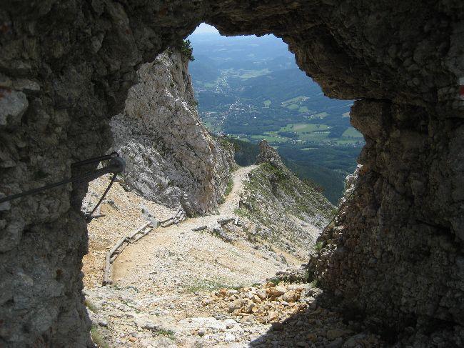 Rax-Alpok bakancsos túra Ausztria
