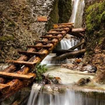 Szlovák Paradicsom Nemzeti Park egynapos bakancsos túra Szlovákia, Szlovák Paradicsom #ab89290c-af8b-439a-9405-c8492a7bcdf3