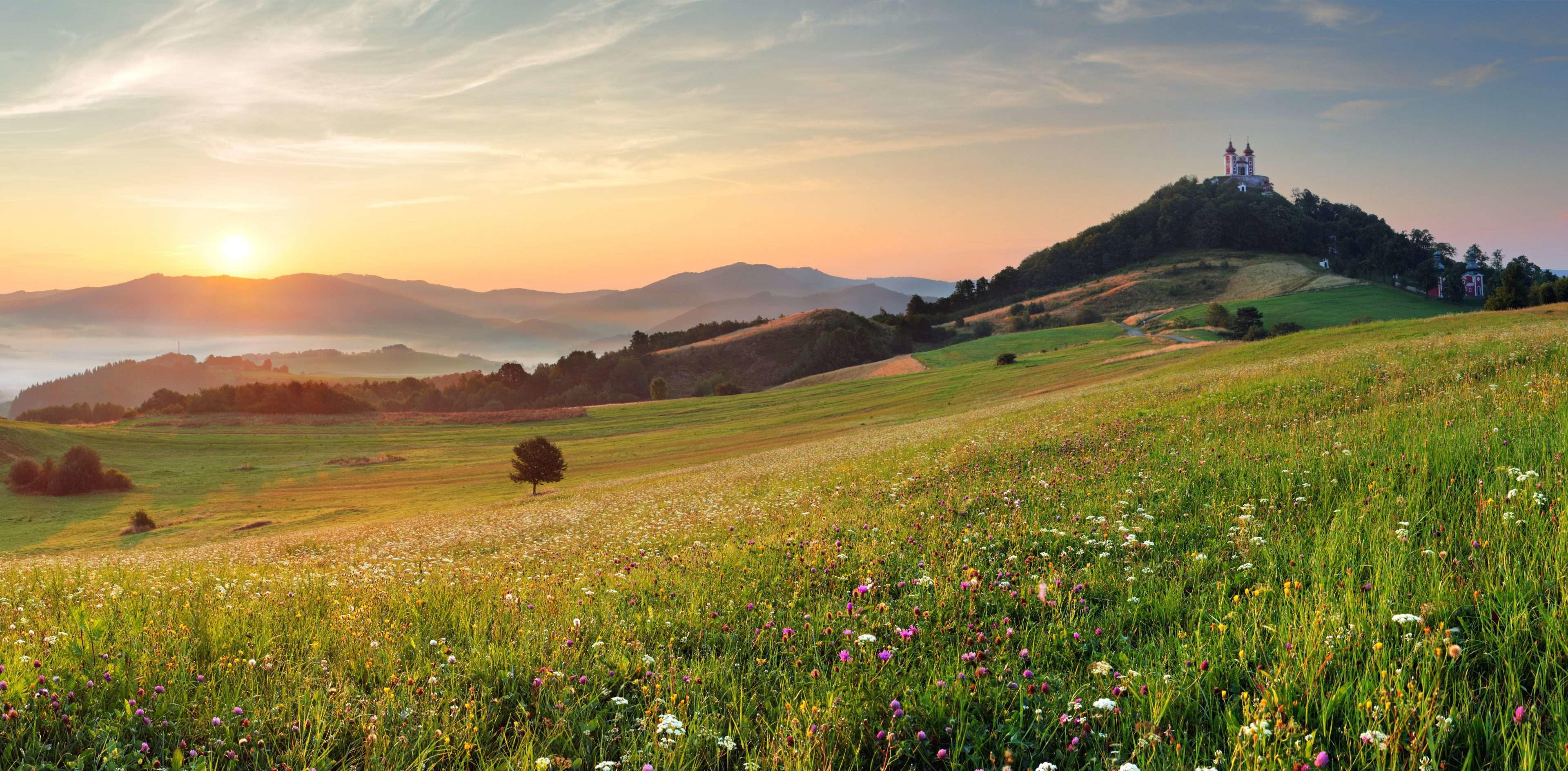 Selmeci-hegység bakancsos túra Szlovákia, Selmecbánya #c536bcc6-24f7-4ae2-944f-75278cad59d7