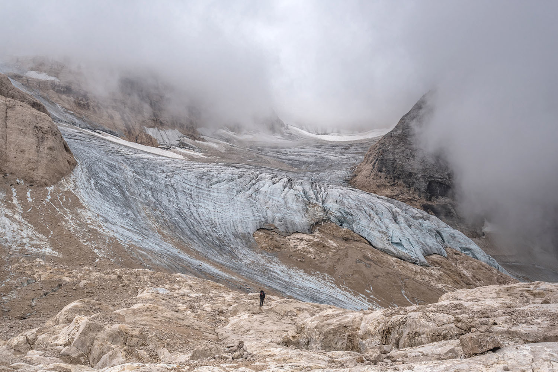 Dolomitok gyalogtúra, Val di Fassa és a Marmolada Nyugati-Dolomitok, Olaszország #d87ec237-705e-4f24-b489-0ae472dd7bc0