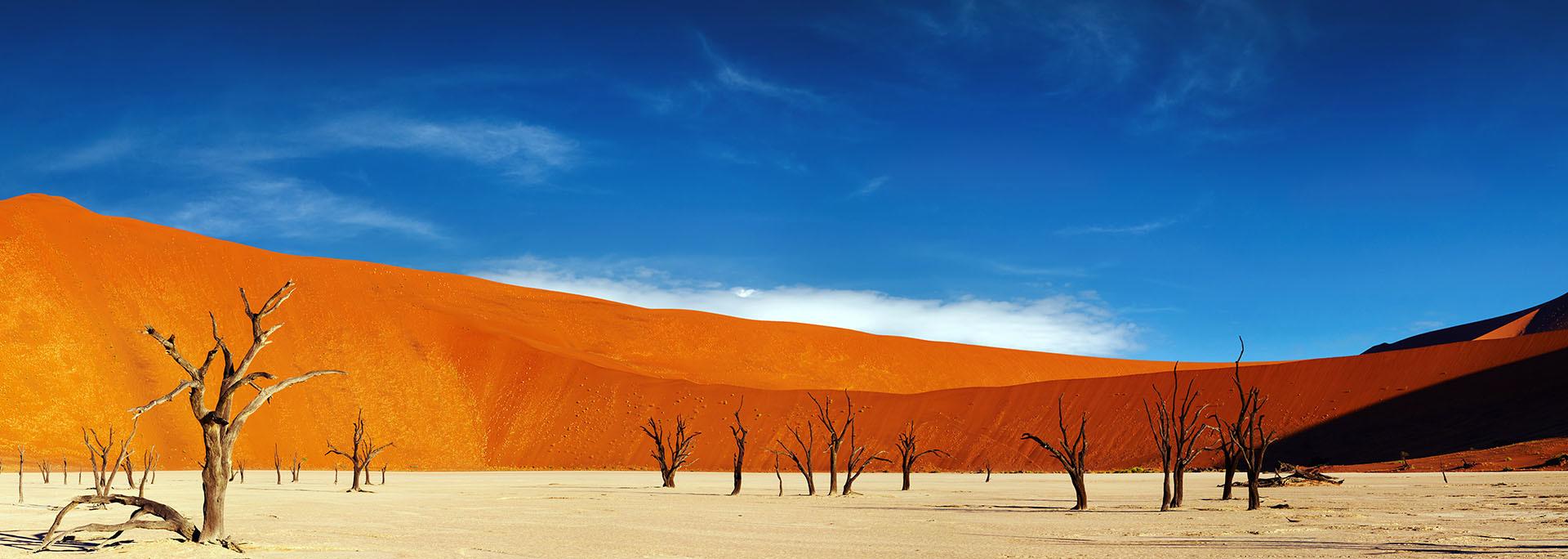 Dél-Afrika overland Namíbia, Botswana, Zimbabwe