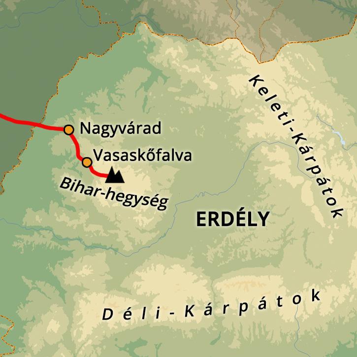 Bihar-hegység, Pádis-fennsík Bihar-hegység, Erdély, Románia #mapImageWidget