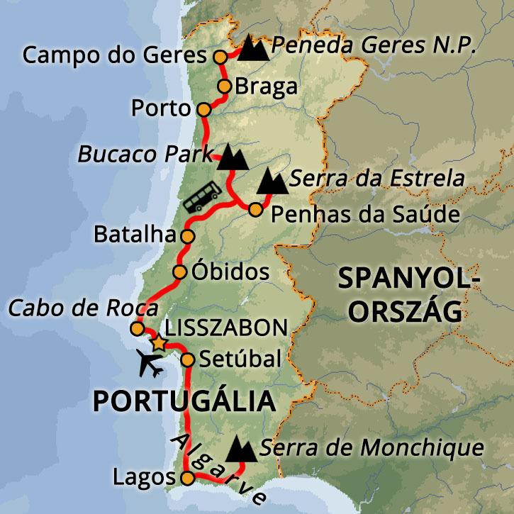 Portugália Portugália #mapImageWidget