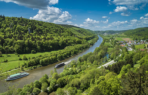 Donauwörth-Passau kerékpártúra Németország #2b21e984-81a7-4cef-9e10-072f3cb66d95