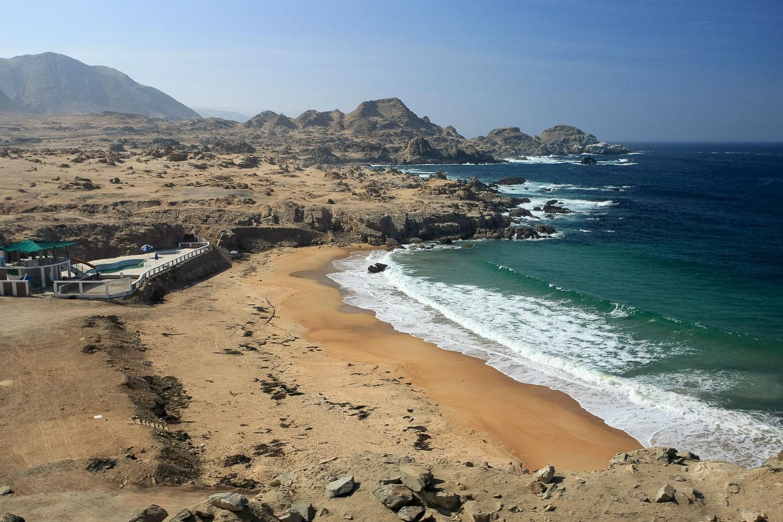 Peru overland