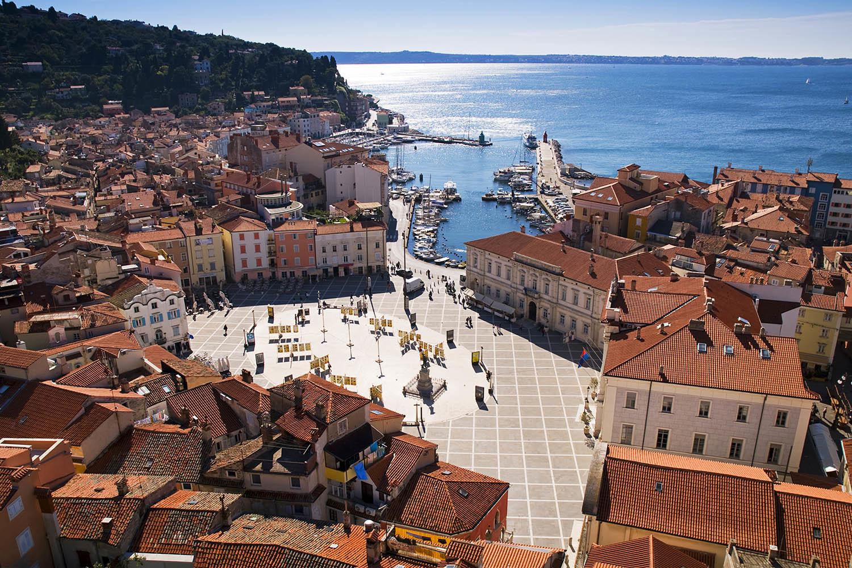 Parenzana kerékpártúra Szlovénia, Olaszország, Horvátország #9cba41e8-cbae-4f8d-9833-4c32b0200246