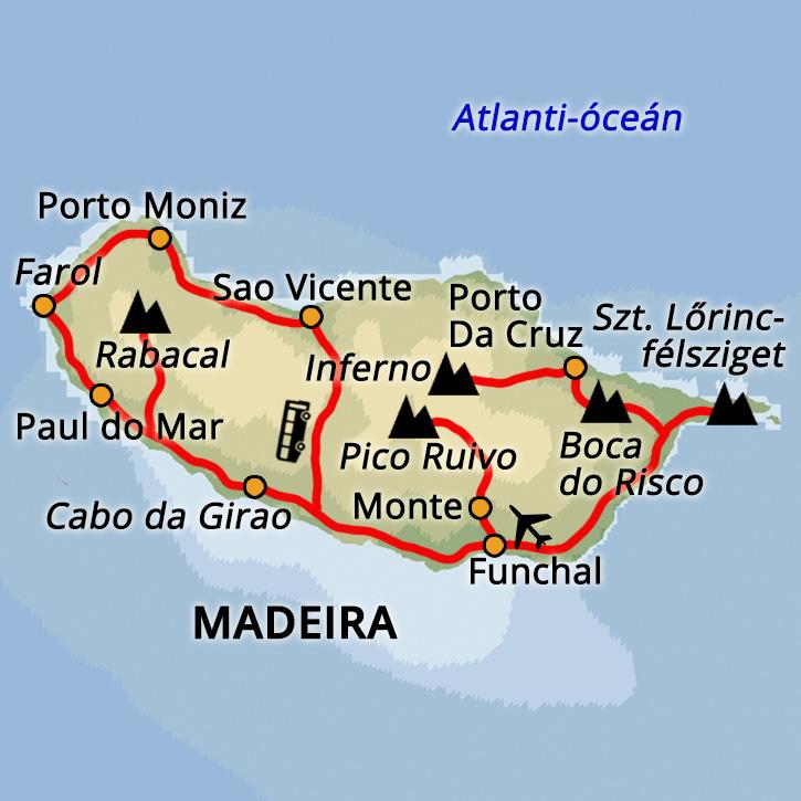 Madeira Madeira #mapImageWidget