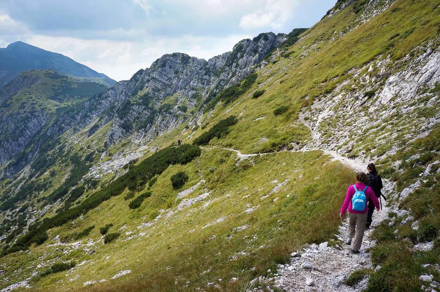 Baraka – Júliai-Alpok gyalogtúra