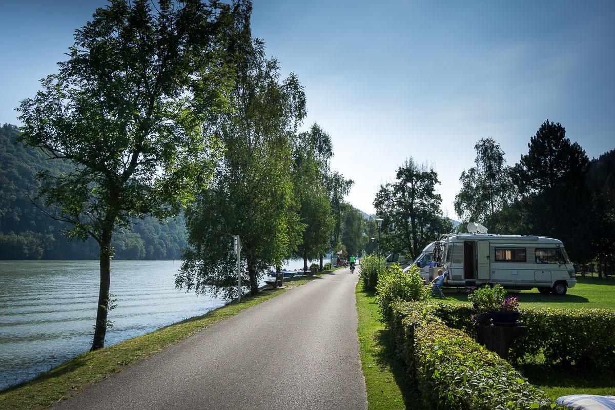 Passau-Bécs kerékpártúra