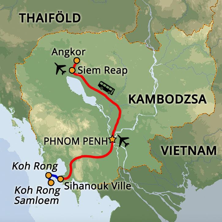 Kambodzsa Kambodzsa #mapImageWidget