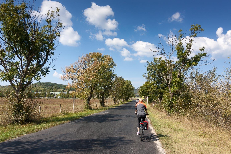 Kerékpártúra a Balaton-felvidéken