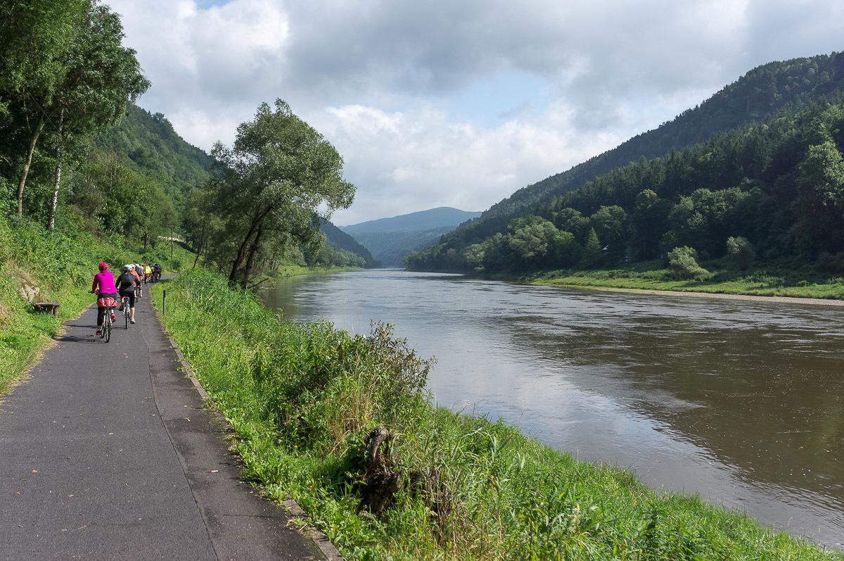 Kerékpártúra Prágától Drezdáig Csehország #ccc537fb-1afc-47a8-b63f-a8c63f8129db