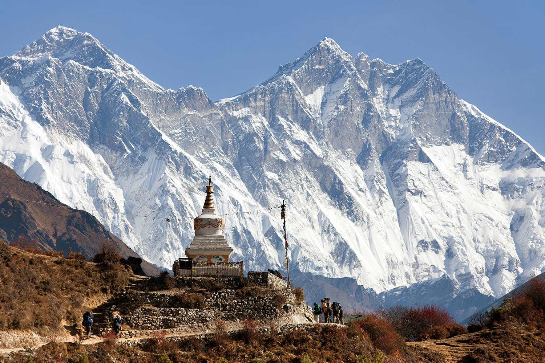 Nepál, Everest alaptábor