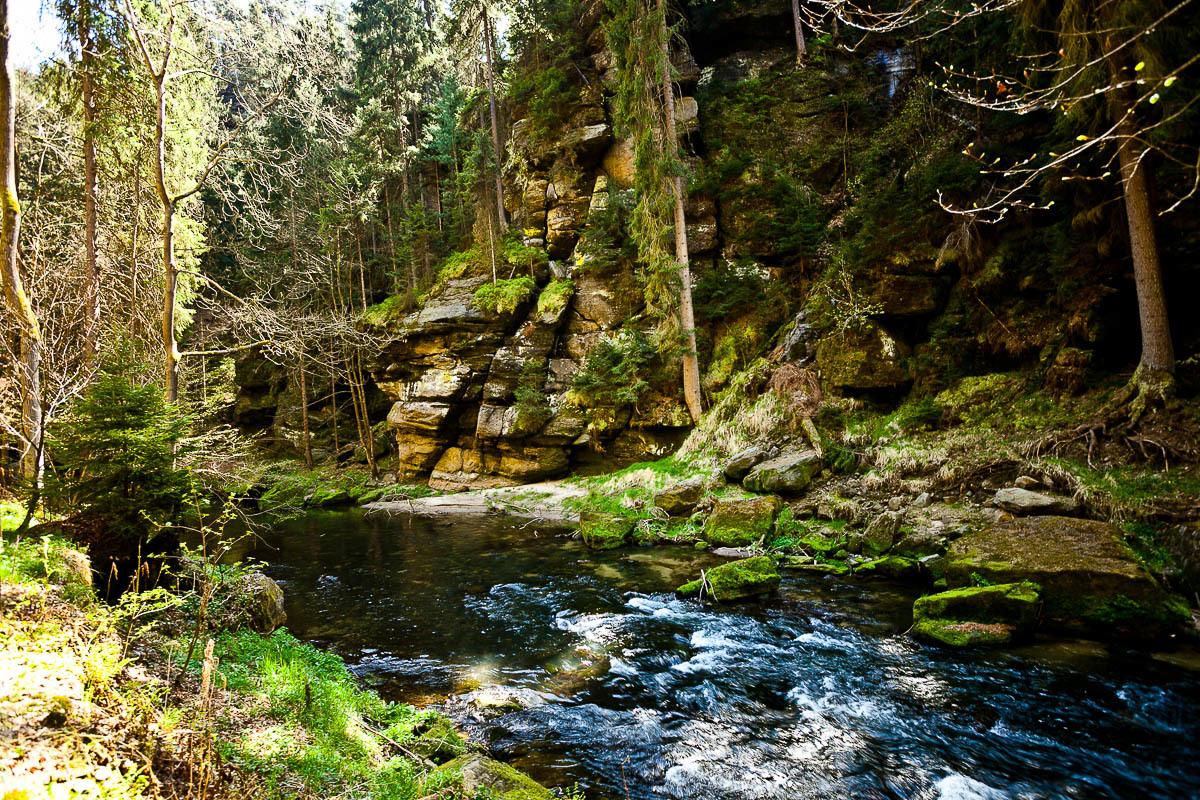 Baraka - Cseh homokkövek és Szász Svájc