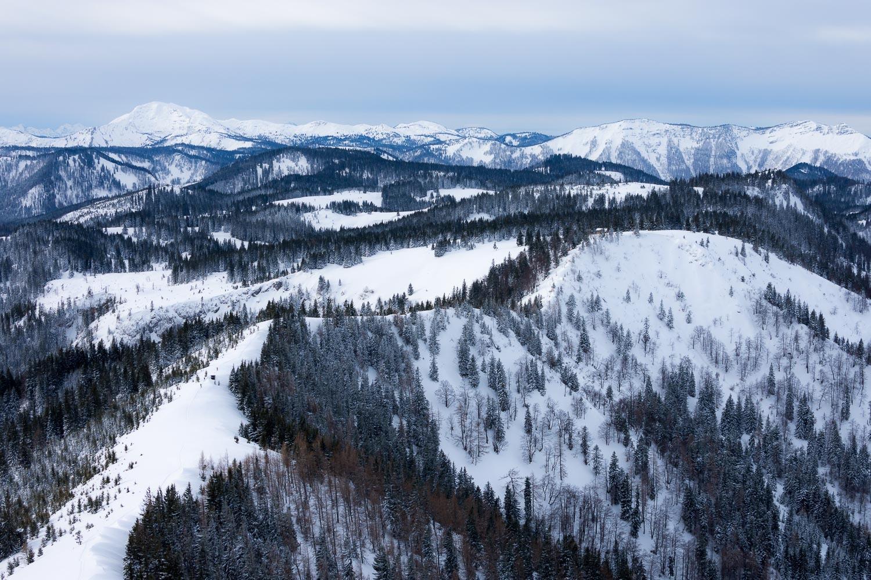 Baraka – Ausztria téli túra hótalpakkal