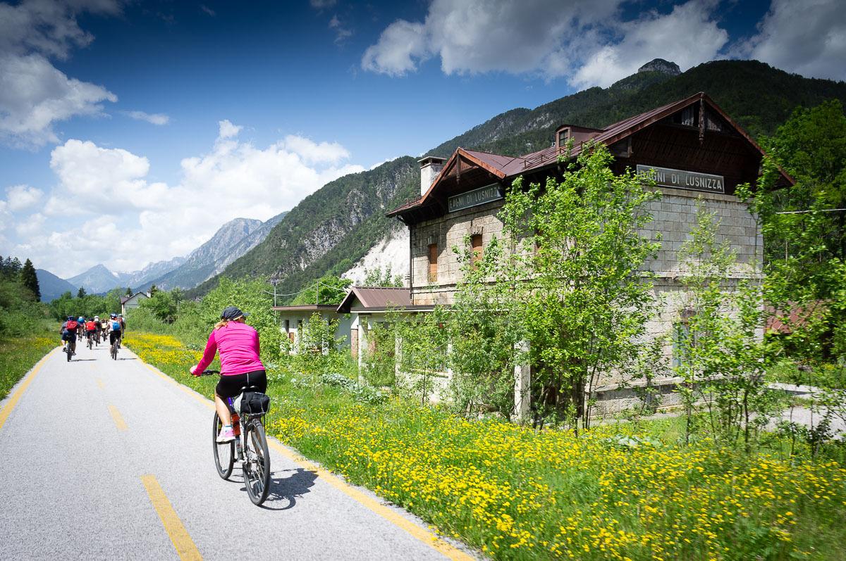 Kerékpáros Hétvége Három Országban Ausztria, Olaszország, Szlovénia #46ef3ffc-d24f-44ac-82ec-17e11476e498