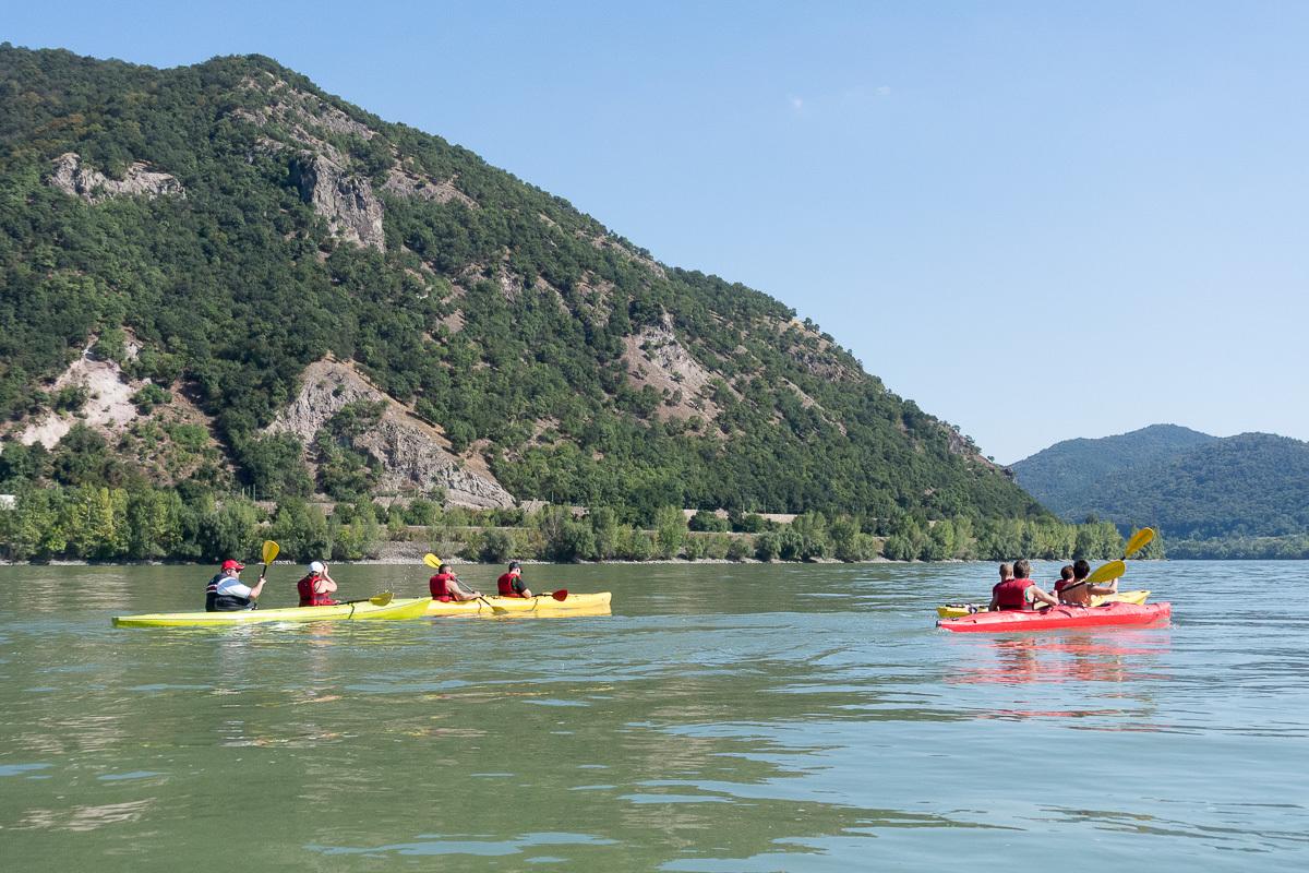 Vízitúra a Dunán: Esztergomtól Visegrádig Dunakanyar, Magyarország #ec70bfa7-d30f-4f7f-b853-ab2e409250bc