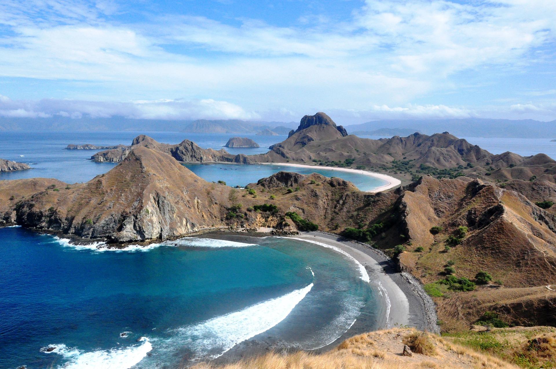 Sárkányvadászat az aktív vulkánok között - Indonézia Indonézia