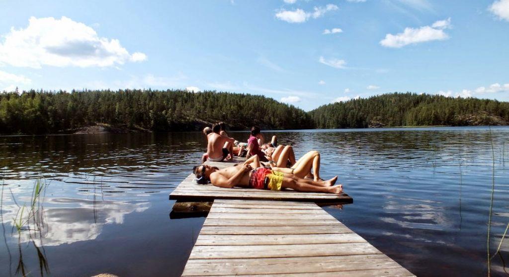 Kalandozások a Finnországban - Tóvidék Finnország #251ab290-0098-4e29-b9d3-485425d81ba0