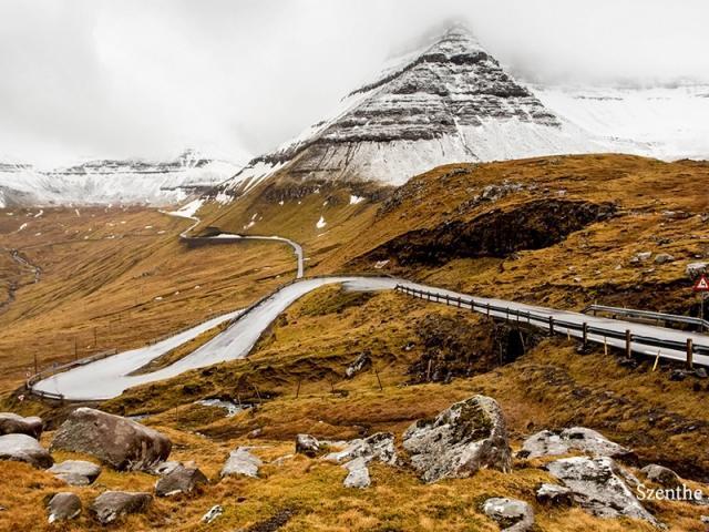 Feröer-szigetek – Természetfotózás  Feröer-szigetek, Dánia