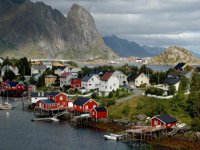 Lofot-szigetek – északi fény-fotóstúra Norvégia