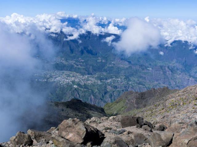 Réunion – vulkánok, esőerdők, bizarr tengerpartok Réunion