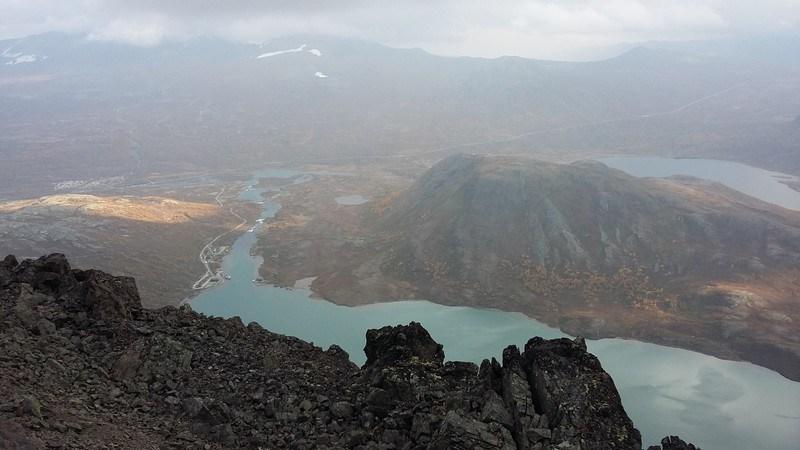 Kajakkal a Norvég Fjordvidéken Norvégia