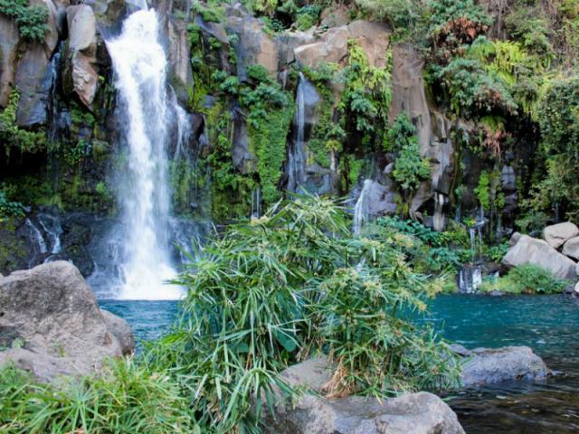 Réunion – vulkánok, esőerdők, bizarr tengerpartok