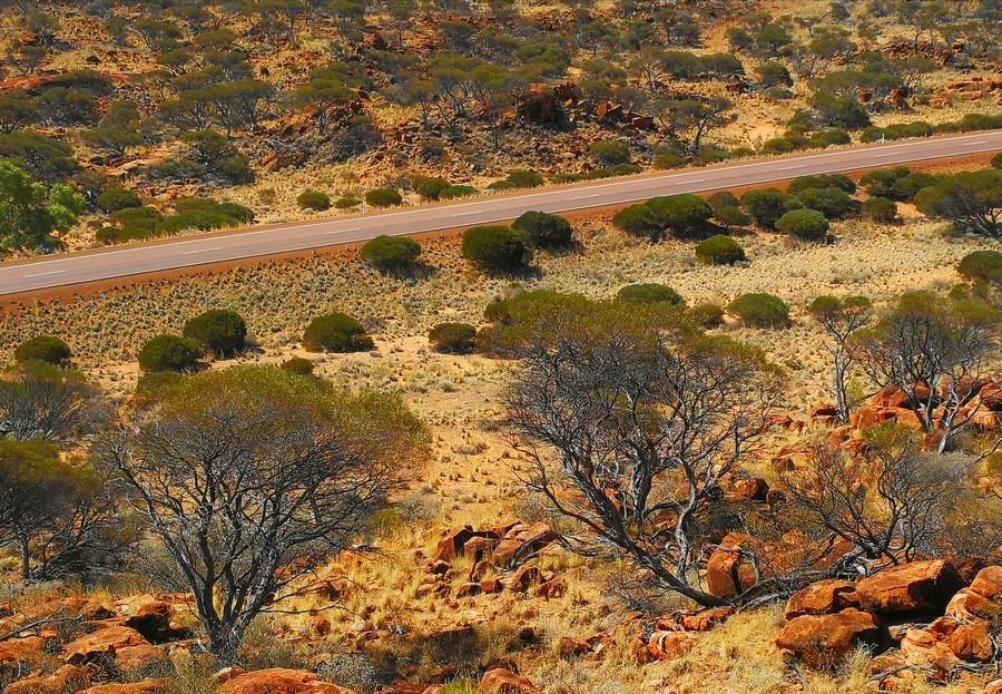 Nyugat-Ausztrália Körutazás Nyugat- Ausztrália