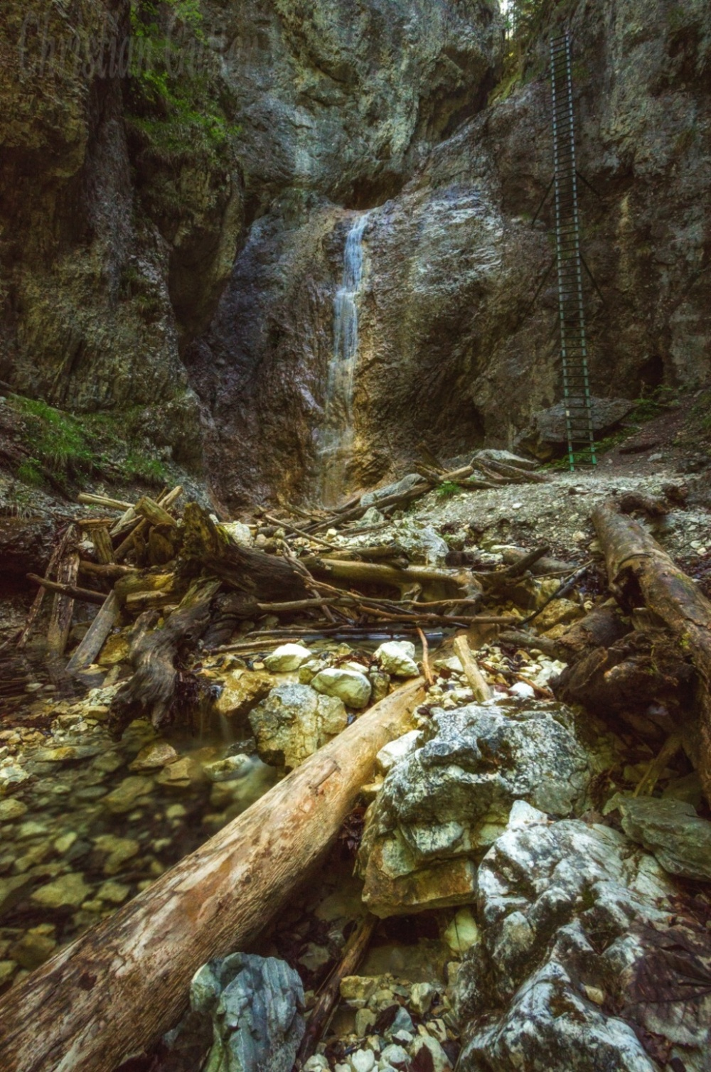 Szlovák Paradicsom (Káposztafalvi-karszt)