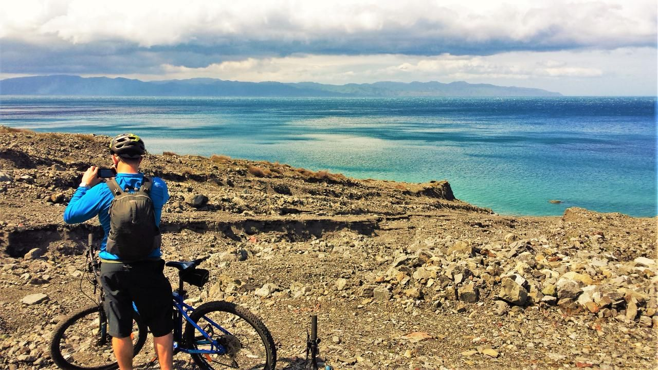 Biking Exclusively Hosted Service (3 Days) Days Bay, New Zealand #554b9b49-8ec9-4683-b479-4d5cc585fa50