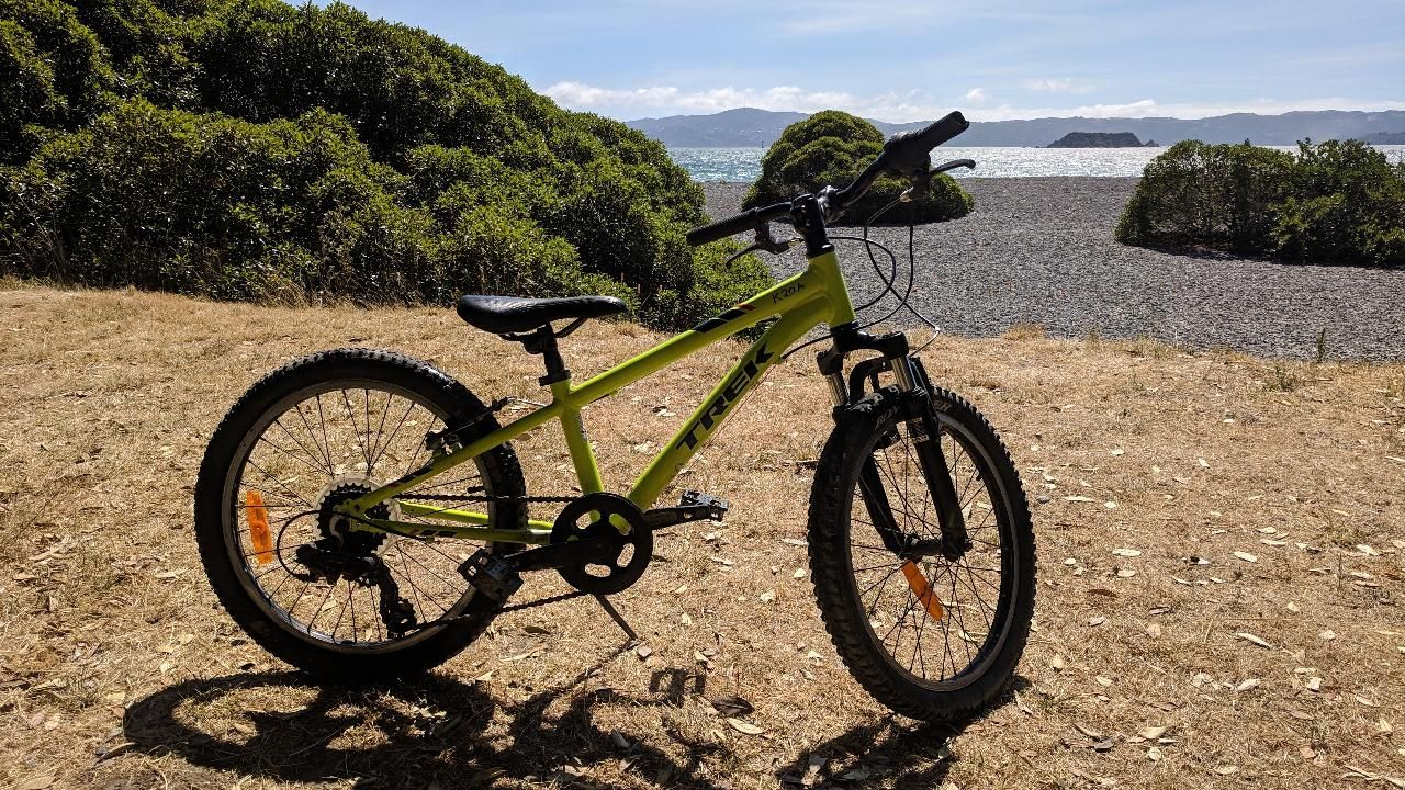 8 Hour Kids Bike Hire - Pencarrow Lower Hutt, New Zealand